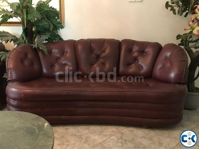 Sofa set for office or living drawing room | ClickBD large image 1