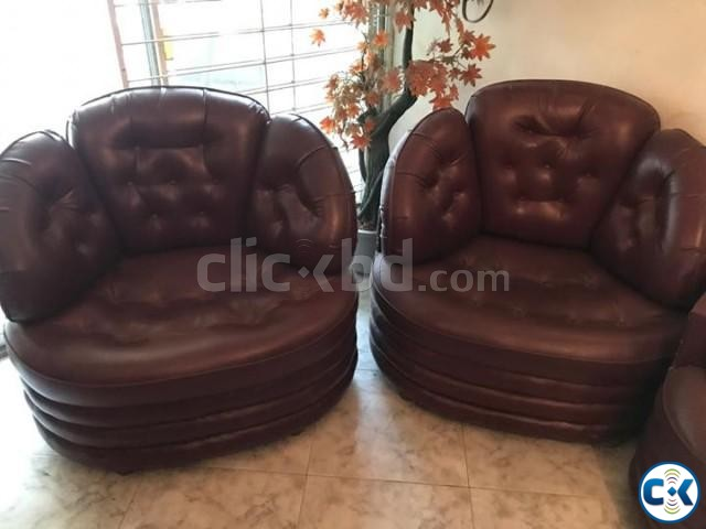Sofa set for office or living drawing room | ClickBD large image 2