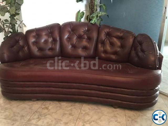 Sofa set for office or living drawing room | ClickBD large image 4