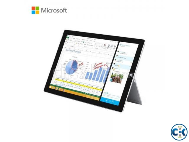 Microsoft Surface Pro 3 i5-4th Gen 4GB Ram 128GB SSD | ClickBD large image 0