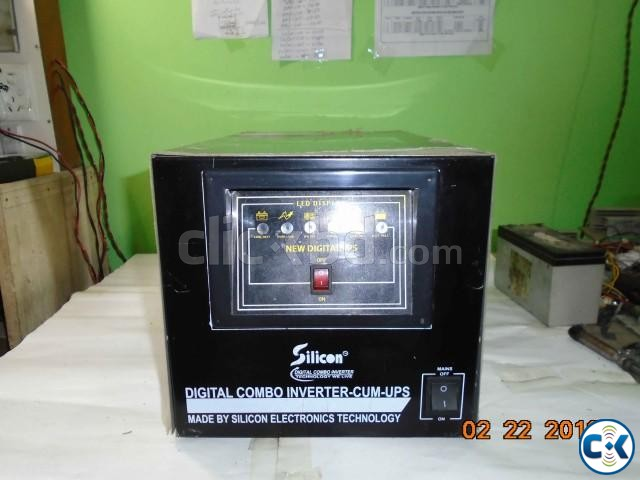 DIGITAL IPS 1500VA 24V UNIT | ClickBD large image 0