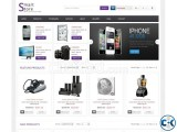 E-Commerce Website Develop With Lowest Prize In Bangladesh