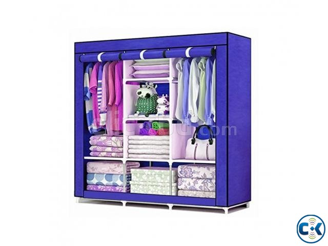 Detachable Storage wardrobe | ClickBD large image 2
