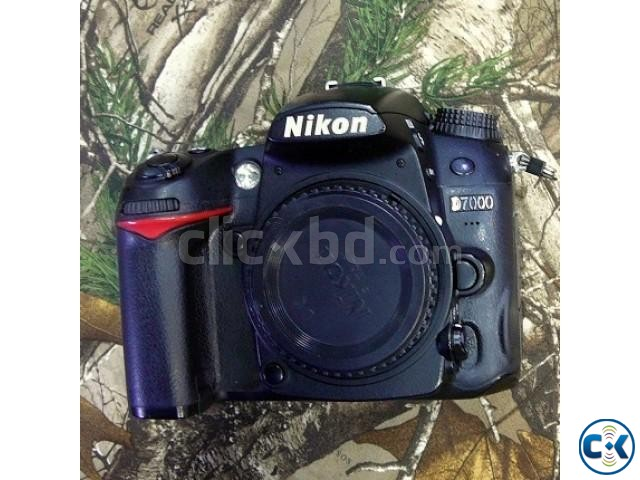 Nikon D7000 DSLR Professional Camera Body Only | ClickBD large image 0