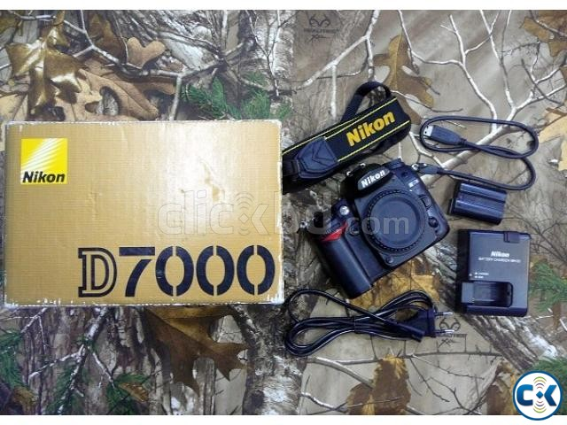 Nikon D7000 DSLR Professional Camera Body Only | ClickBD large image 4