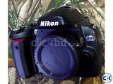 Nikon D40x DSLR Camera Body Only with All Accessories