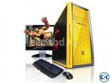 Best of luck offer 80GB 2GB 17 LED monitor
