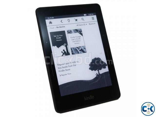 Amazon Kindle Voyage 6 4GB 300ppi | ClickBD large image 3