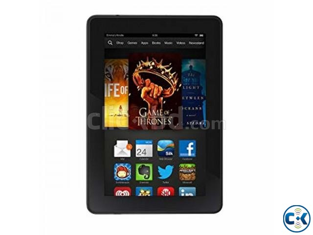 Amazon Fire HD7 4th Gen 7 16GB Wi-Fi -Black | ClickBD large image 0
