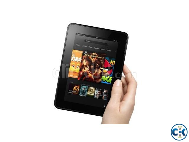 Amazon Fire HD7 4th Gen 7 16GB Wi-Fi -Black | ClickBD large image 2