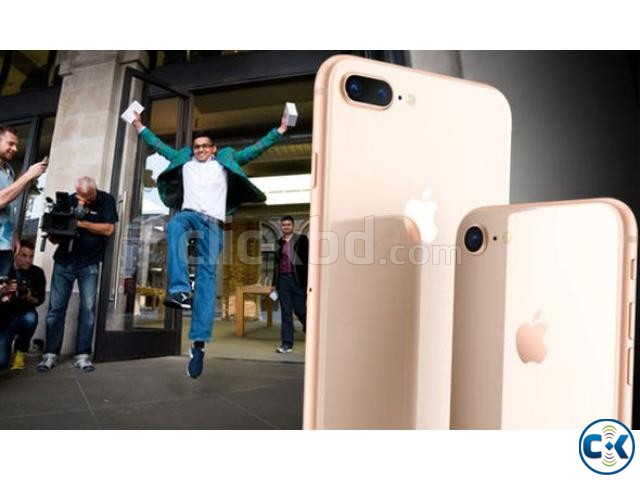 Brand New Apple iphone 8 Plus 64GB Sealed Pack 3 Yr Warnty | ClickBD large image 4