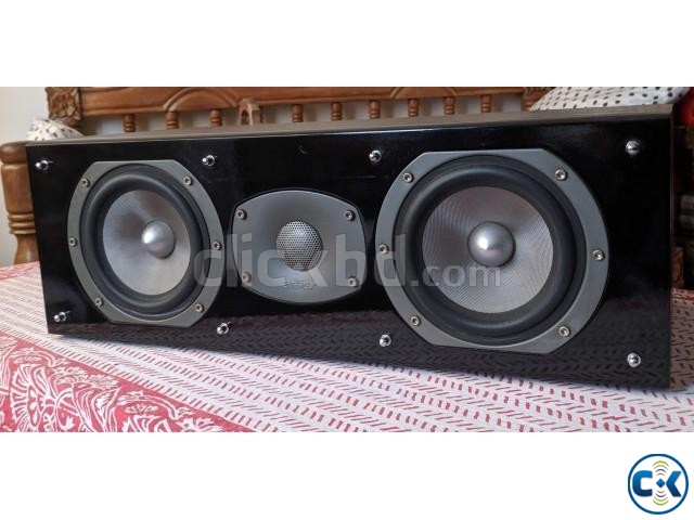 Energy C-Series C-C100 - center channel speaker | ClickBD large image 0