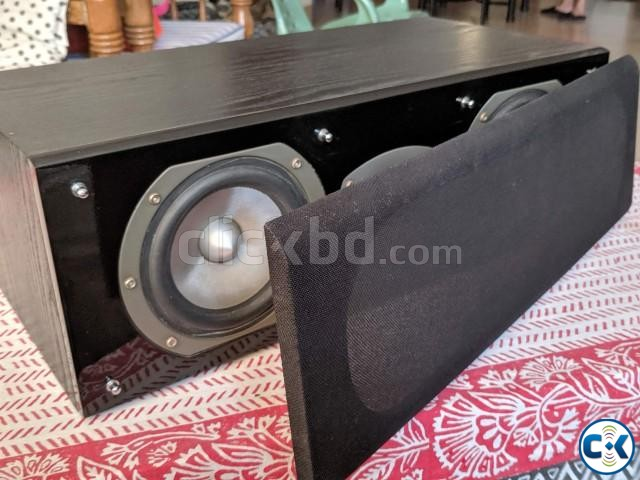 Energy C-Series C-C100 - center channel speaker | ClickBD large image 1