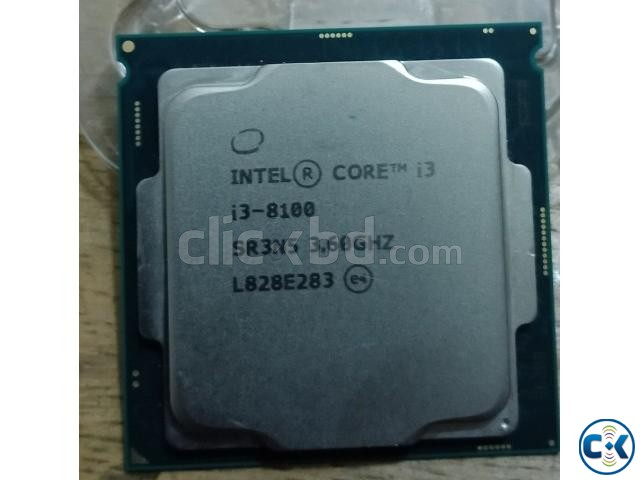 Core i3 8th Generation | ClickBD large image 0