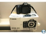Canon 30D Japan DSLR Brand New Boxed
