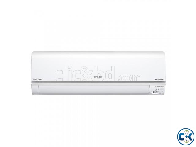 Hitachi Inverter 1.5 ton split AC Original RAS DX18CJ | ClickBD large image 0