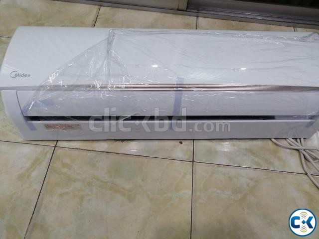 Midea 1.5 ton Factory price Model -2019 BTU-18000 | ClickBD large image 0