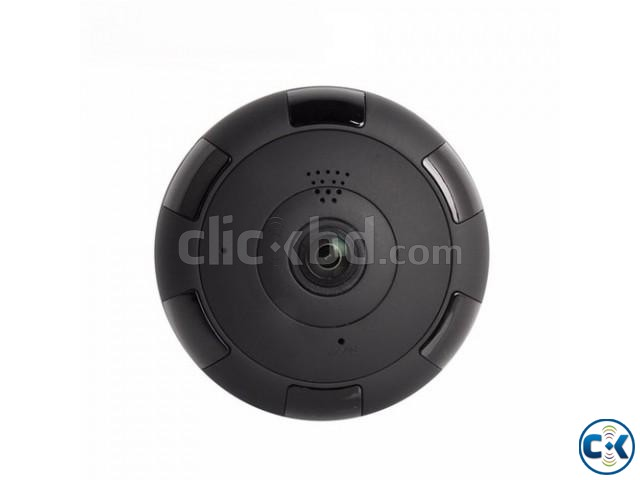 V380 2MP WiFi IP Panoramic Camera 360 Degree Angle | ClickBD large image 0