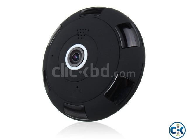 V380 2MP WiFi IP Panoramic Camera 360 Degree Angle | ClickBD large image 1