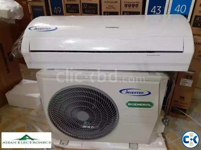 General 1.5 Ton Air Conditioner AC | ClickBD large image 1