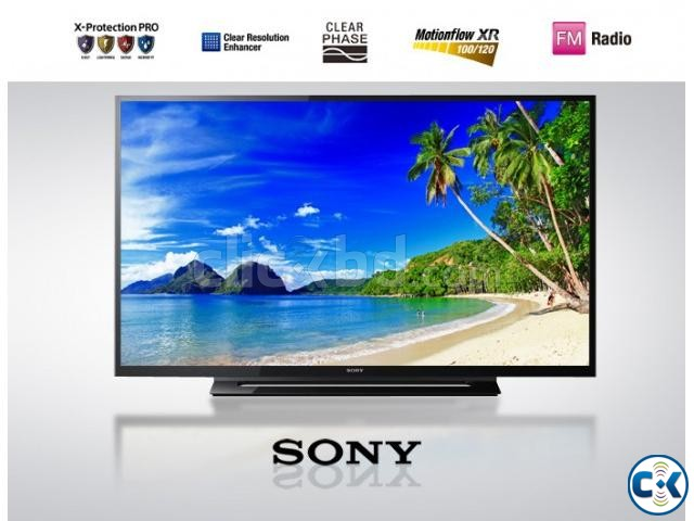 Sony Brvaia R302E 32 HD 100Hz LED TV has x-protection pro | ClickBD large image 1
