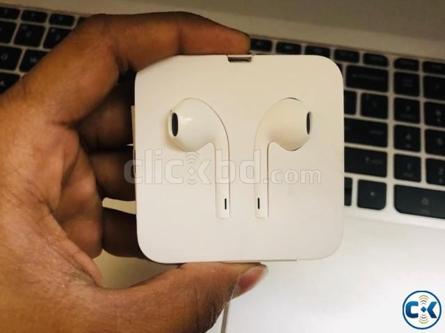 i phone x original Box pics Headphone not use new | ClickBD large image 0