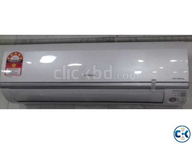 Hitachi Inverter 1.5 Ton RAS-DX18CJ AC | ClickBD large image 0