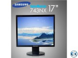 Samsung Syncmaster 743NX Model with HD TV CARD