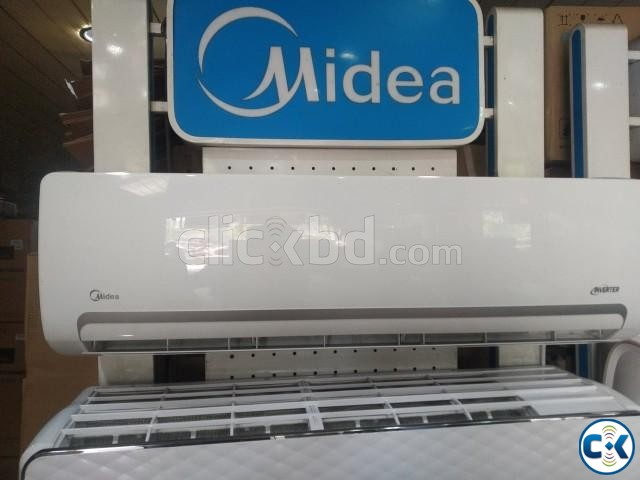 Midea 1.5 Ton Split Type Inverter Air Conditioner | ClickBD large image 1