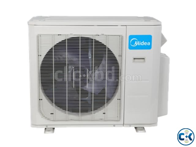 Midea 1.5 Ton Split Type Inverter Air Conditioner | ClickBD large image 2