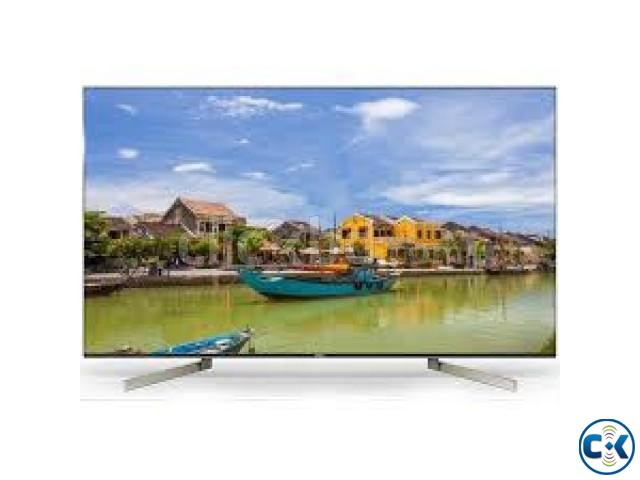 SONY BRAVIA 55X7500F HDR 4K Android TV | ClickBD large image 0