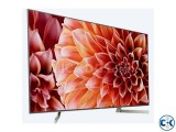 SONY BRAVIA 55X9000F 4K HDR Android TV