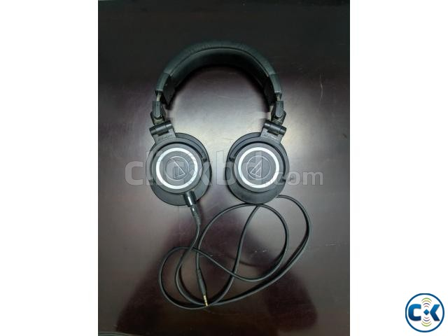 Audio Technica ath-m50x | ClickBD large image 0