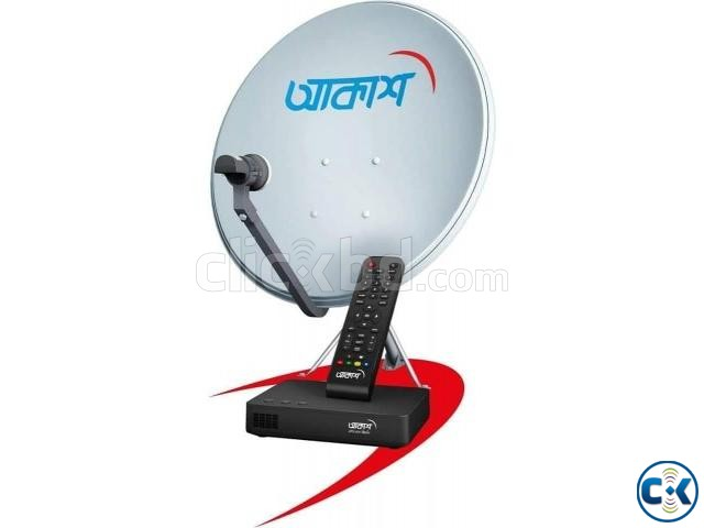 Akash DTH Device and Installation | ClickBD large image 1