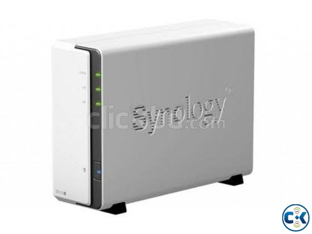 Nas server Synology DS112 is a single-drive | ClickBD large image 0