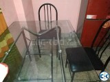 Dining Table set with 4 chair