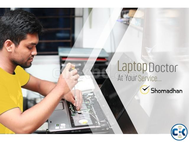 First-Rate Laptop Servicing near me Shomadhan | ClickBD large image 0