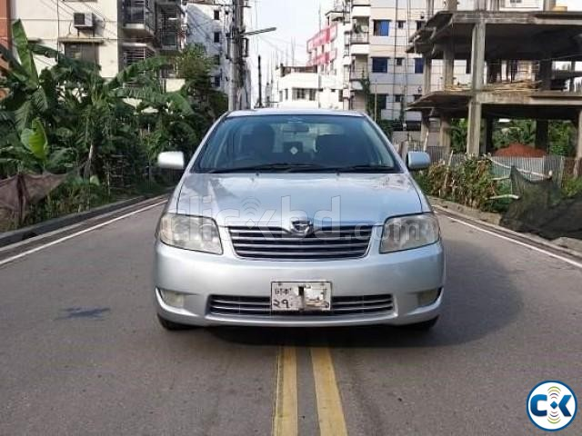 TOYOTA COROLLA G SILVER 2005 | ClickBD large image 0