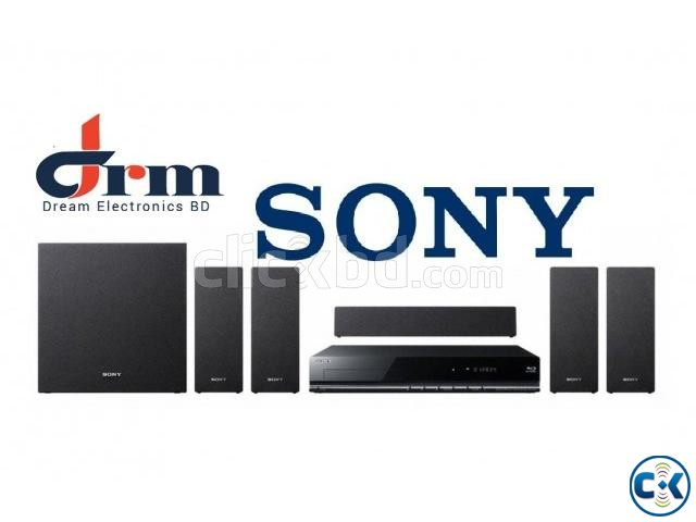 Sony BDV-E2100 - Home Theater System - 5.1 Channel | ClickBD large image 1