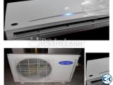 Carrier 1 ton brand new air conditioner/ac