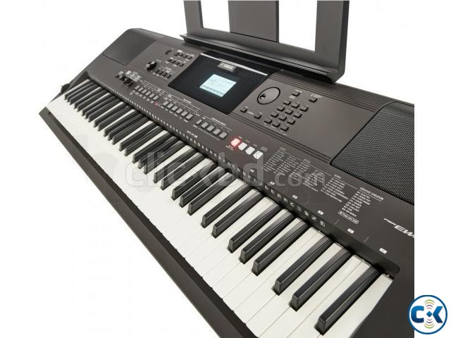 Brand New YAMAHA PSR EW-400 Digital Piano 76 Keys  | ClickBD large image 0
