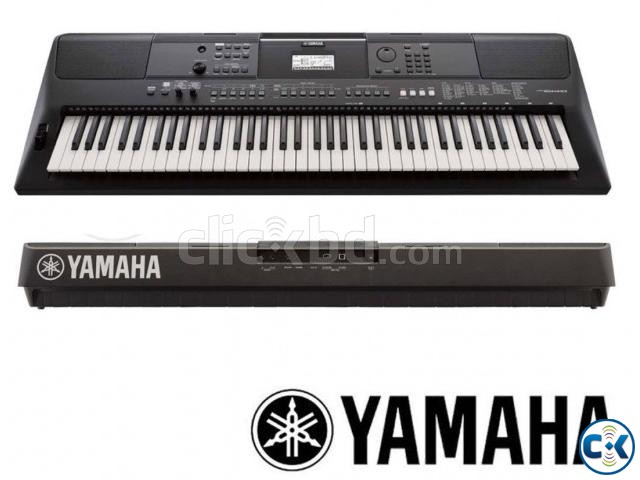Brand New YAMAHA PSR EW-400 Digital Piano 76 Keys  | ClickBD large image 1