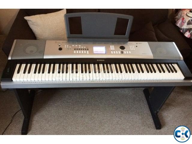 YAMAHA YPG-525 88 Keys Digital Piano New Condition 01840906 | ClickBD large image 0