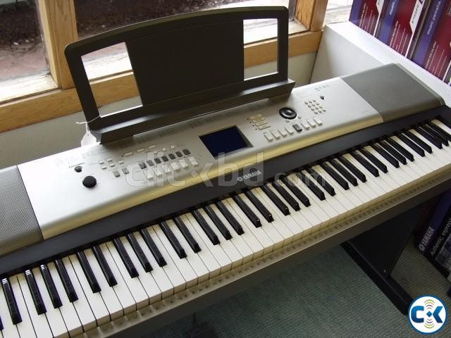 YAMAHA YPG-525 88 Keys Digital Piano New Condition 01840906 | ClickBD large image 1