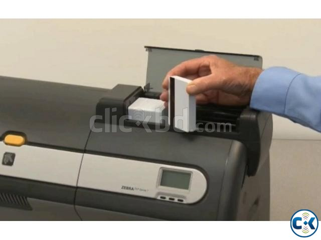 Zebra ZXP Series-7 ID Card Printer | ClickBD large image 3