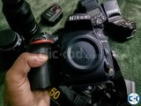 Nikon D750 Full Frame Body with 3 years warranty