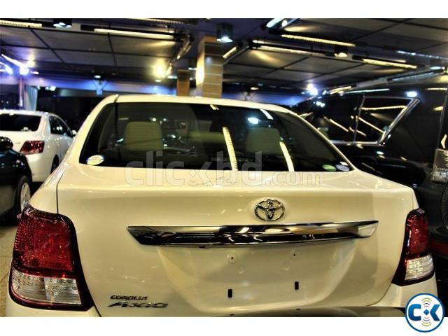 Toyota Axio 2014 | ClickBD large image 1
