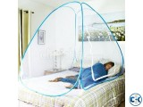 Autometic mosquito net for 2 person