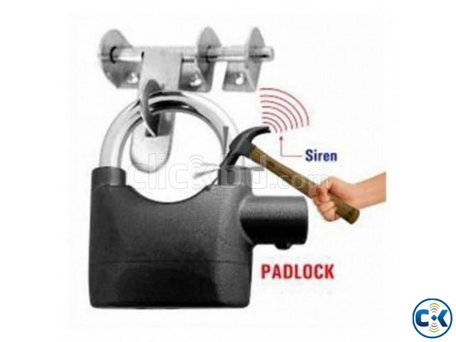 Security Alarm Lock | ClickBD large image 2