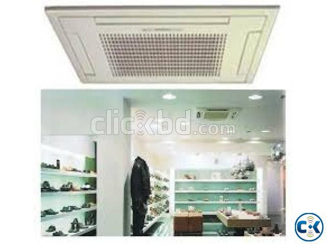 AUG54AB General Brand Cassette Ceiling 5.0 Ton AC in BD | ClickBD large image 0